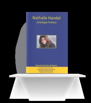 Libro Nathalie Handal, Antología Poética